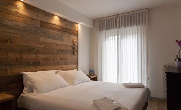 Hotel ITALIA_dvoulůžkový pokoj