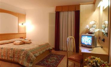 Hotel ORCHIDEA_dvoulůžkový pokoj