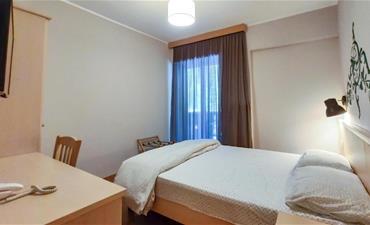 Hotel Principe Marmolada_dvoulůžkový pokoj